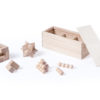 juego habilidad madera merchandising