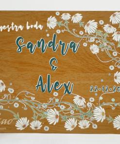 album personalizado boda