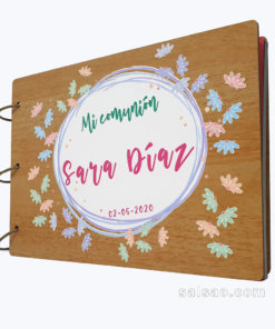 album comunion personalizado