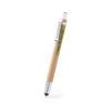 lapicero bambu personalizado
