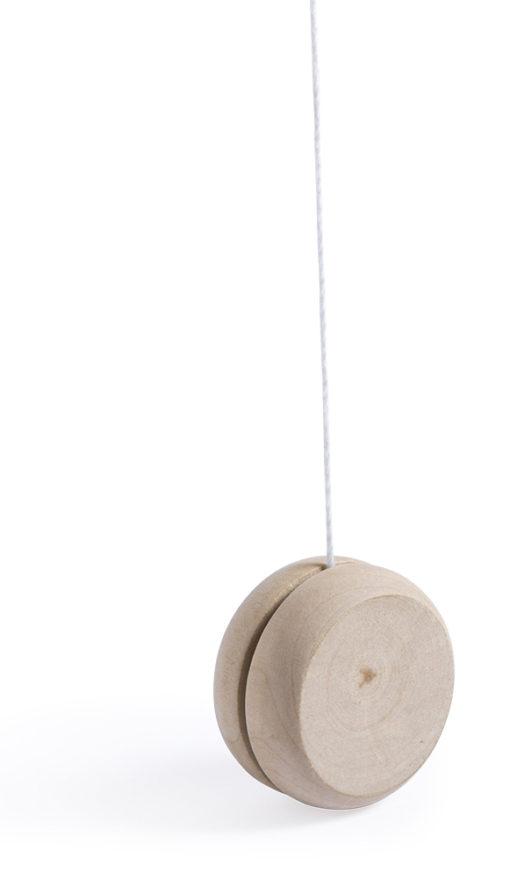 yoyo de madera personalizado