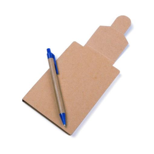 bloc notas carton