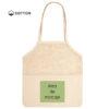 bolsa de redecilla algodon personalizado