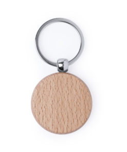llavero madera personalizado