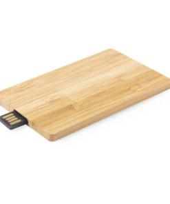 memoria USB madera Zilda