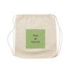 mochila algodon curtis personalizado