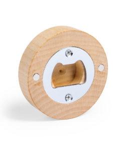 abridor de madera personalizado