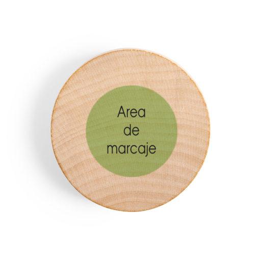 Abridor madera personalizado