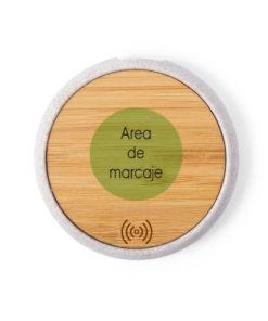 cargador madera personalizado