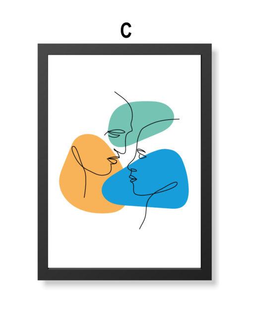 cuadro parejas personalizado