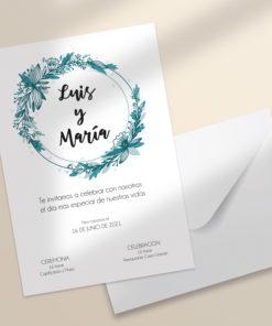 invitación papeleria boda imprimible personalizada SALSAO