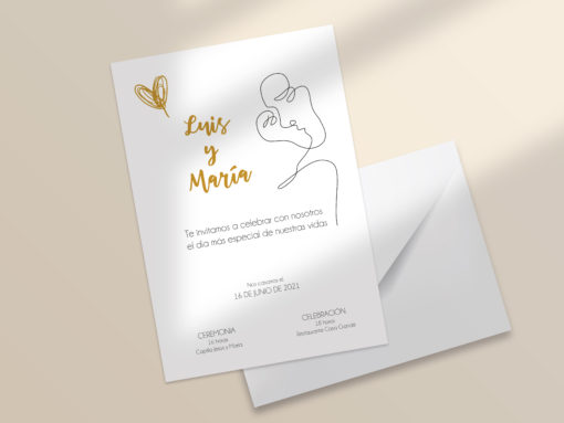 invitacion boda imprimible SALSAO