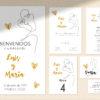 kit imprimible papeleria boda SALSAO