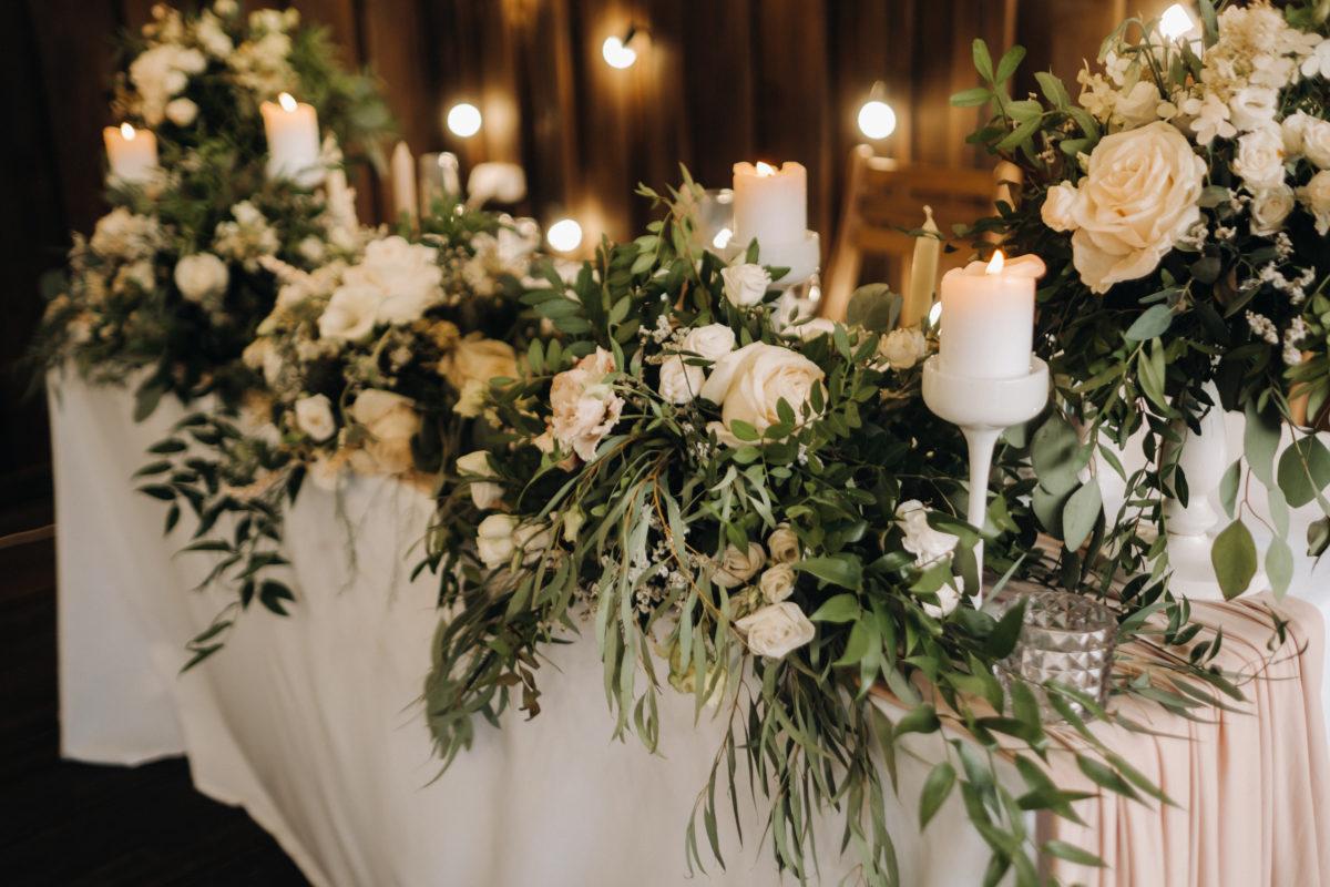 Arreglos de flores para eventos valencia