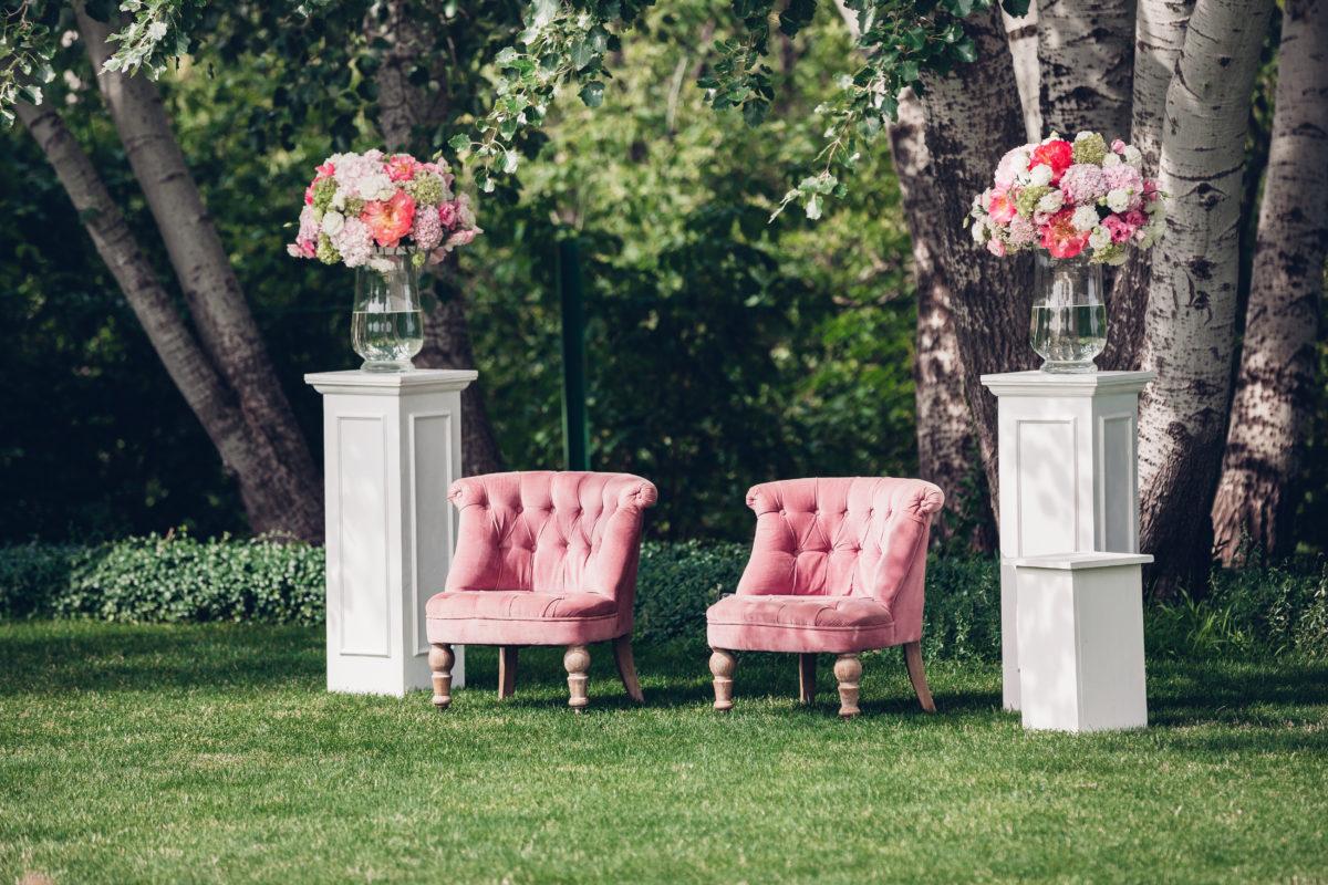 alquiler muebles para decoracion de bodas y eventos valencia